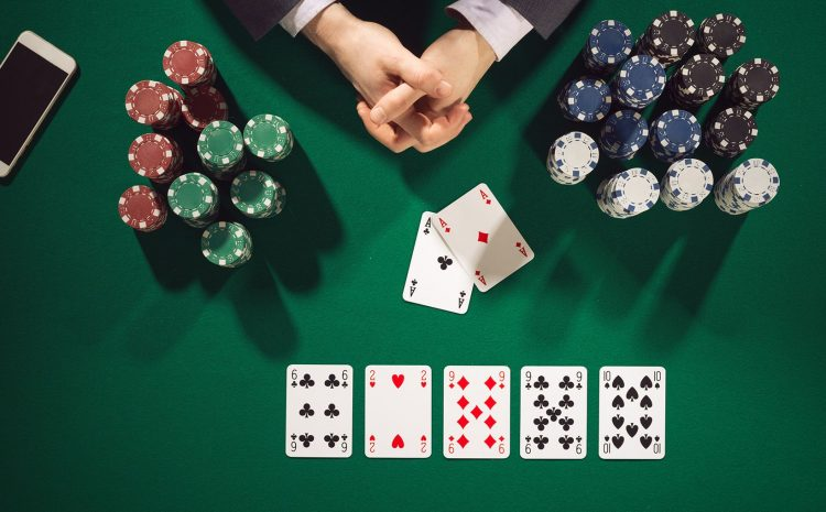 Easy Steps To Learn Online Poker Gambling