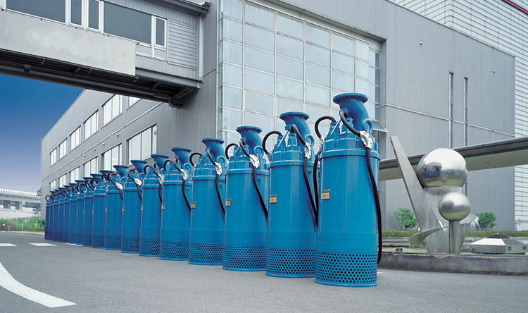 Kinds Of Water Pumps For Irrigation Systems