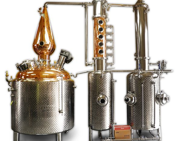 Discover Just How to Make an Ethanol Still