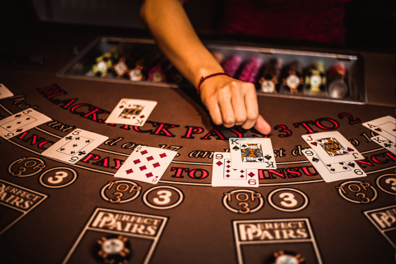 It's All About The Online Casino