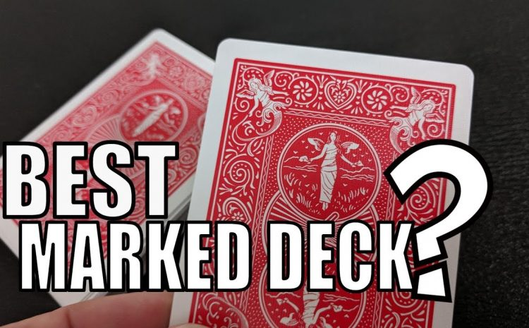 Why marked cards succeeds