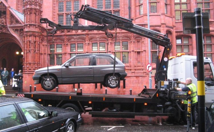 A detailed view about the types of towing services available for car in San Jose