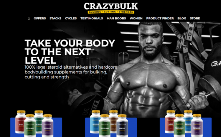 Crazy Mass Evaluation – Muscle Building Supplements That Job Like Steroids?
