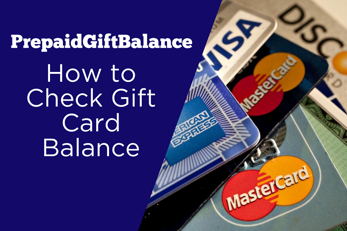 Prepaid Gift Balance – The Suitable Gift
