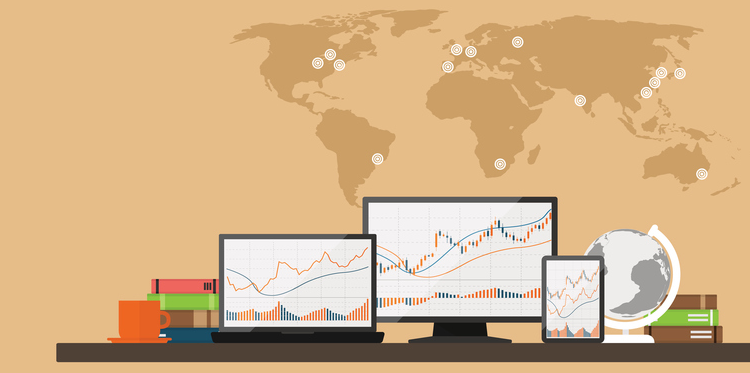 What is the popular trading tool to stay linked with?