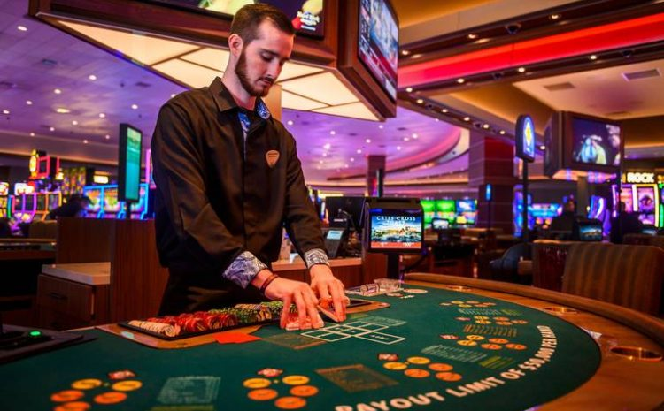 Easy Steps To An effective Casino Strategy