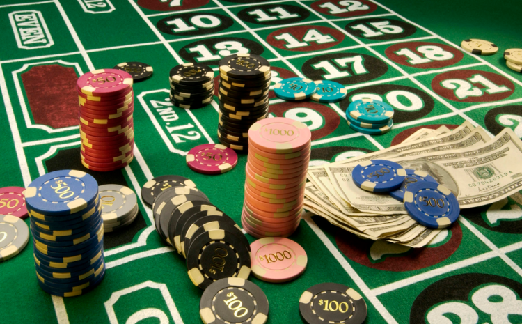 Three Issues To Do Immediately About Gambling